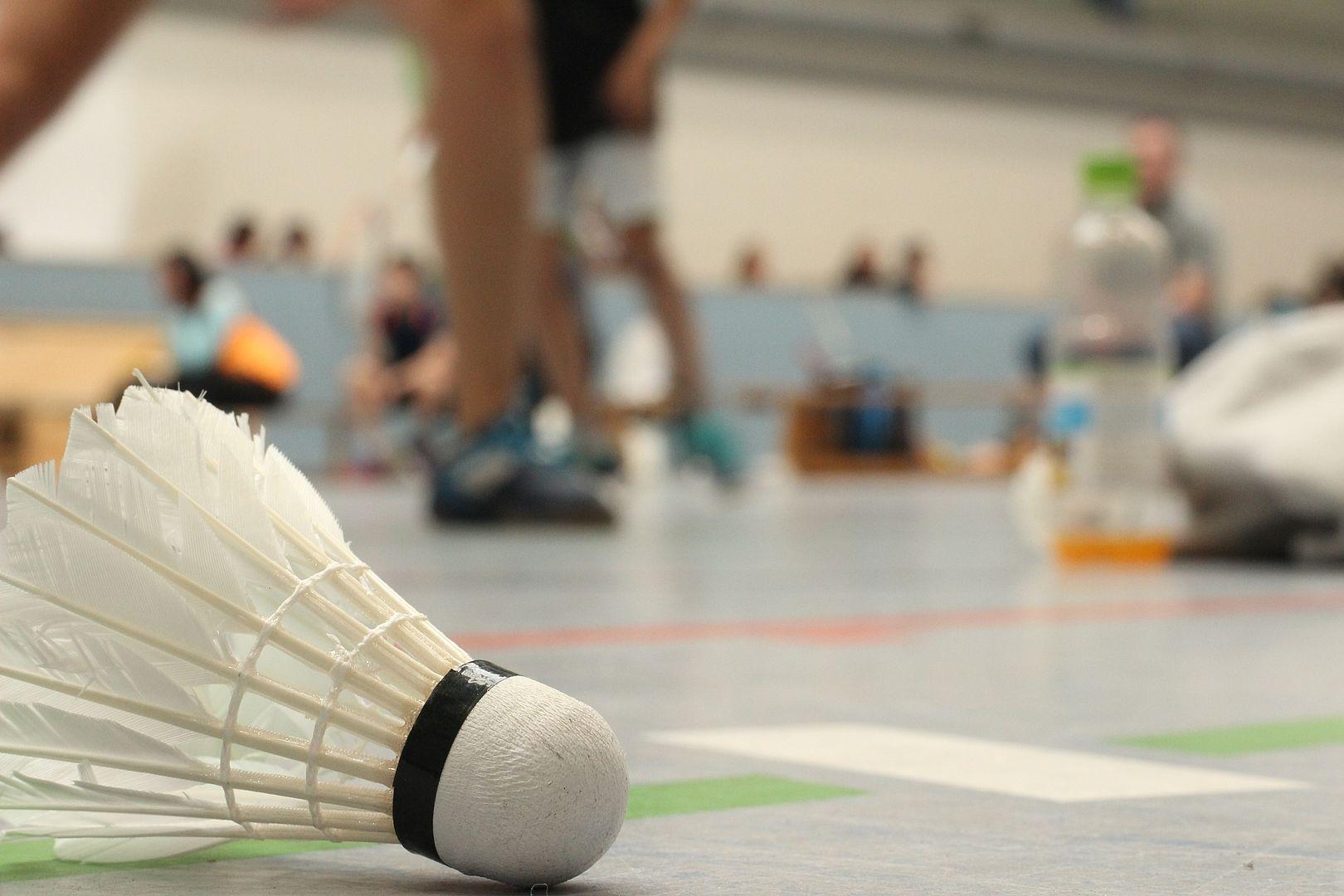 Motor Mickten Badminton